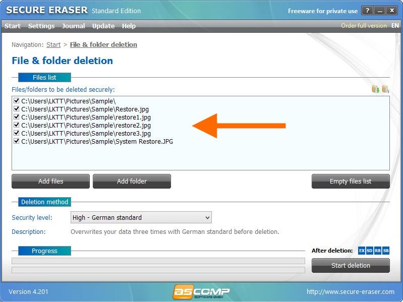 Secure Eraser-6