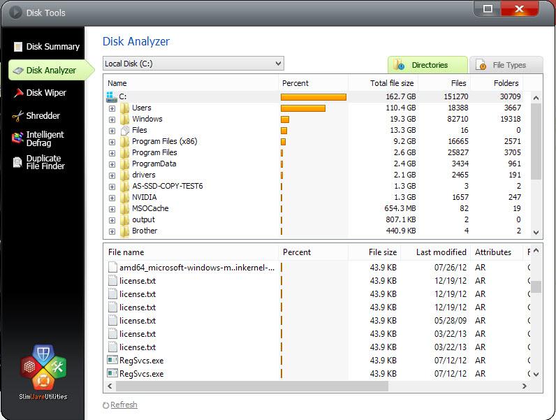 SlimCleaner-Disk defrag-3
