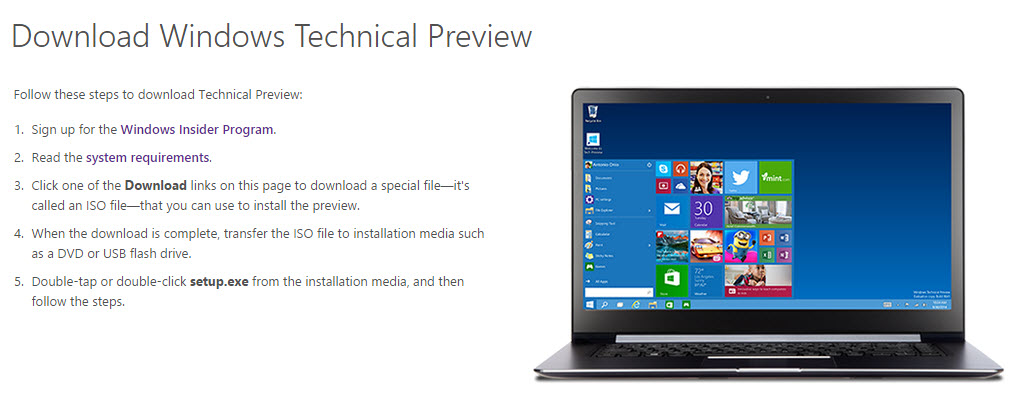 Windows 10-preview-5