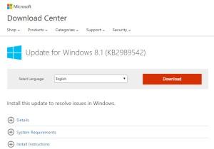 Windows 8 1 update Image