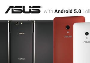 วิธีแห่งเซ็น! ASUS ZenFone และรุ่นอื่นๆ ประกาศอัพเดท Android 5.0 Lollipop แล้ว