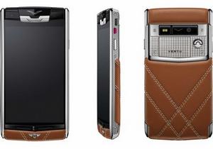 สมาร์ทโฟนจากการร่วมงานของ Vertu และ Bentley หรูหราเหนือระดับ ราคาเริ่มต้น 5xx,xxx บาท