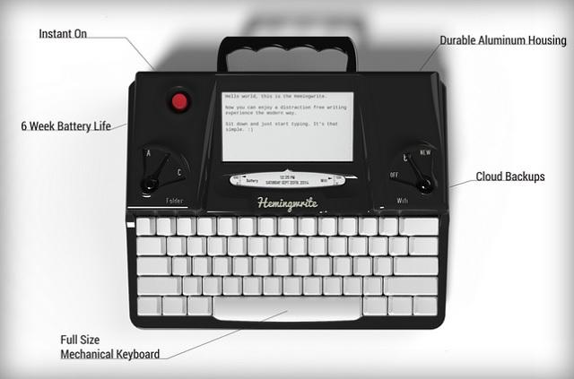 hitech type writer 600