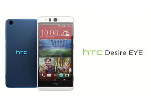 HTC Desire EYE สมาร์ทโฟนที่มีกล้องหน้า 13MP สำหรับคนชอบการถ่าย selfie โดยเฉพาะ