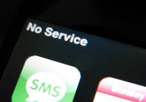 iPhone No service Image