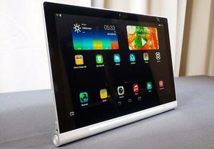 Lenovo เปิดตัวแท็บเล็ตรุ่น Yoga 2 มีทั้งที่ใช้ระบบปฏิบัติการ Android และ Windows
