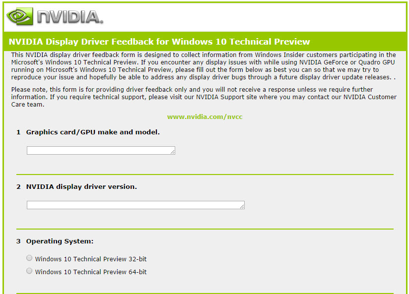 nVIDIA Windows10 Driver-2