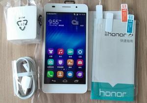 บ๊ะ! Huawei Honer 6 สเปคเทพ CPU 8core, แรม 3GB, กล้องหน้า 5 หลัง 13 ล้าน แบต 3,100mAh ราคา 13,900 บาท