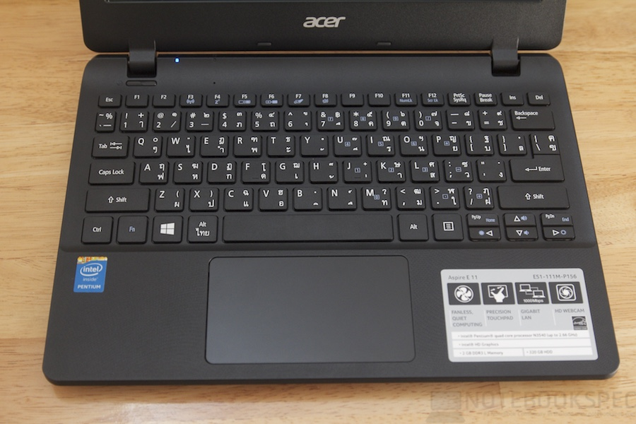 Acer Aspire E11 2014 Review 023
