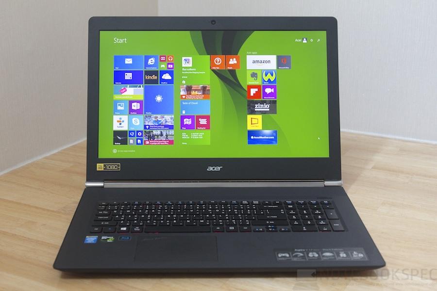 Acer Aspire V Nitro 17 001