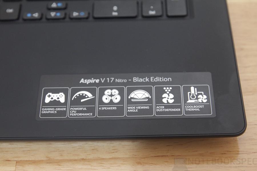 Acer Aspire V Nitro 17 011