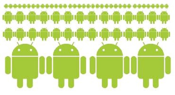 Android stays unbeatable in smartphone market 01 600