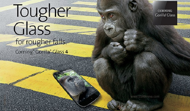 Corning Gorilla Glass 4 600 e