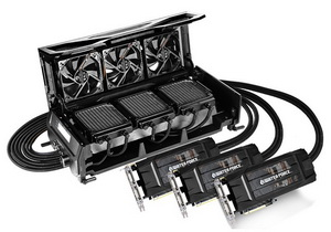 Gigabyte Announces GeForce GTX 980 WaterForce Tri SLI 01 300