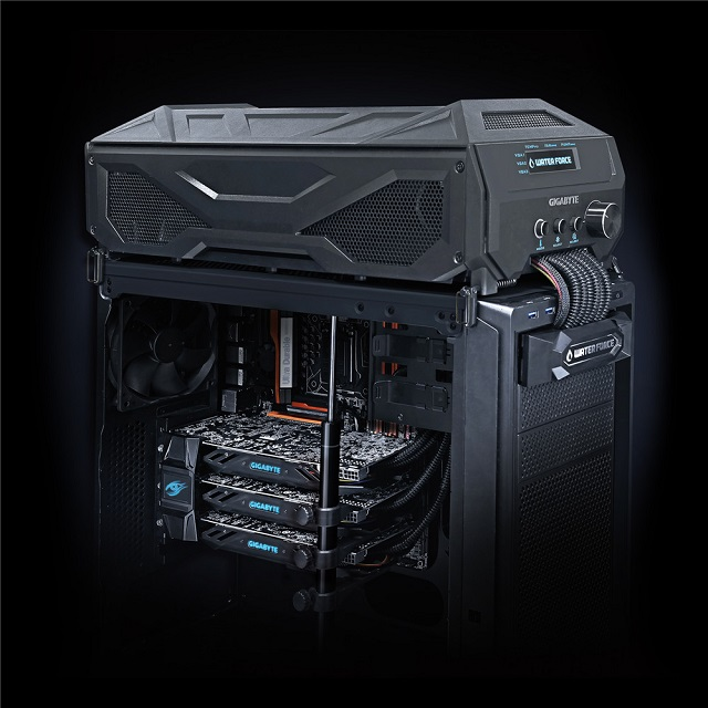 Gigabyte Announces GeForce GTX 980 WaterForce Tri SLI 04 600