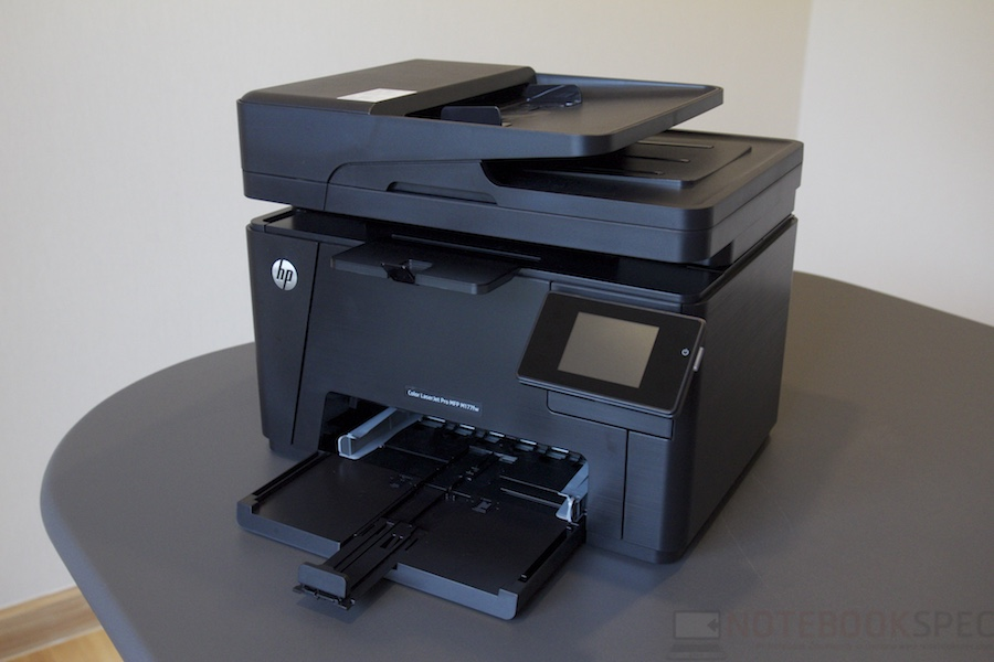 HP M177FW Review 001