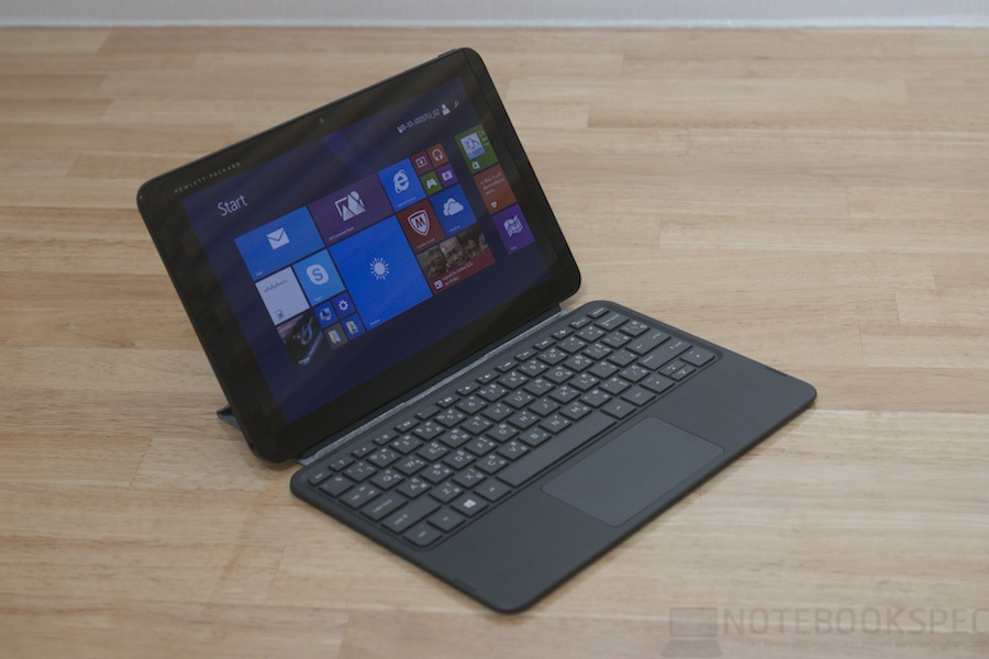 HP Pavilion x2 PC Review 001
