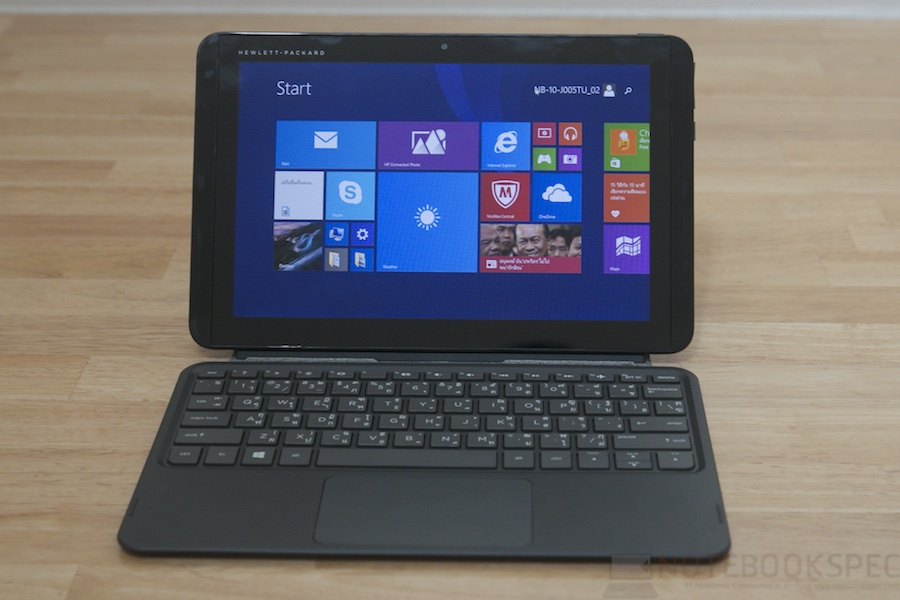 HP Pavilion x2 PC Review 004