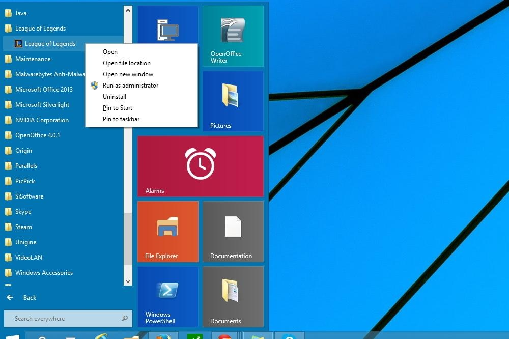 Menu-Start- Windows-10 (9)