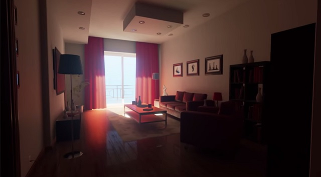 Real time Global Illumination with Enlighten and UE4 600