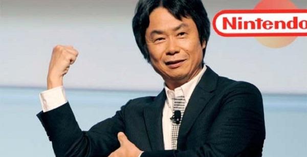 Shigeru Miyamoto nintendo 600