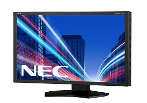 monitor NEC with SpectraView II 300