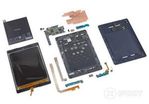 Nexus 9 โดน iFixit จับแกะเรียบร้อย เต็มไปด้วยกาว แกะยากขึ้นทำให้ซ่อมยากกว่าแท็บเล็ท Nexus รุ่นที่เคยมีมา