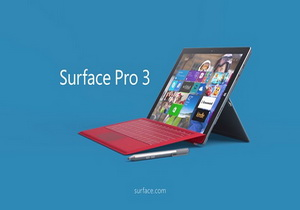 surface pro 3 ad 300