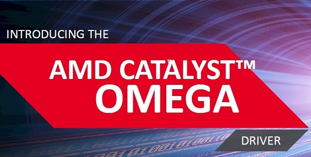 AMD Catalyst Omega driver 600