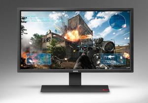 BenQ เปิดตัวมอนิเตอร์สำหรับการเล่นเกมรุ่น RL2755HM มาพร้อมที่แขวนหูฟังและแท่นวางจอยเกม
