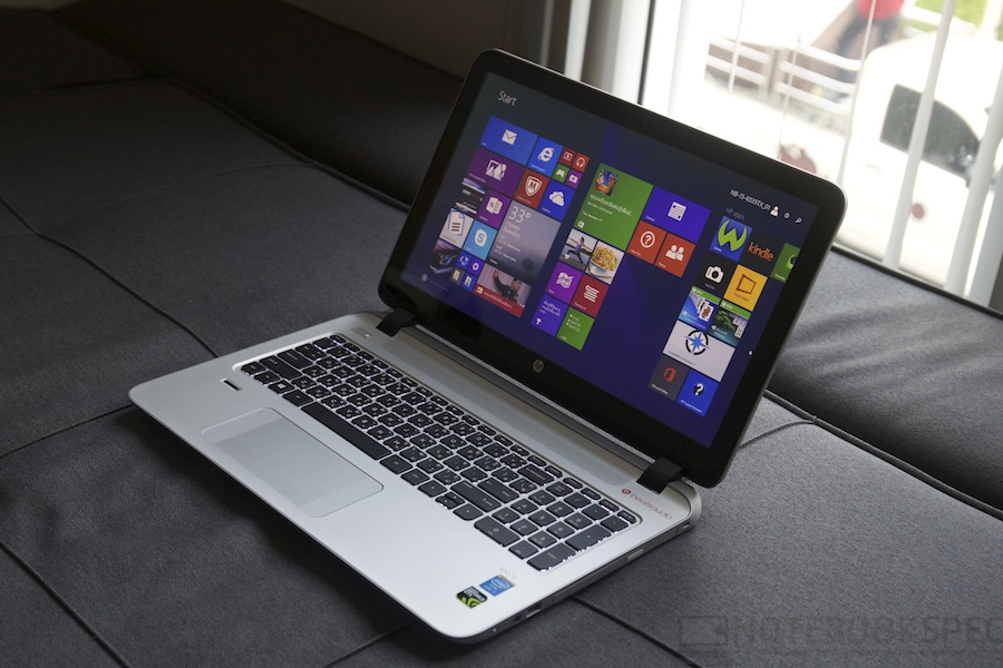 HP Envy 15 New 2014 Review 003
