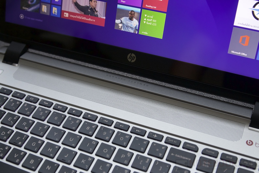 HP Envy 15 New 2014 Review 017