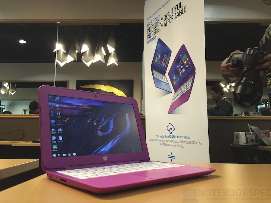 HP Stream Event 2014 001