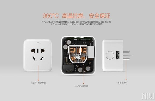 Mi Smart Socket 03 600