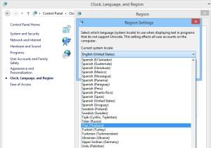 Notepad language Image