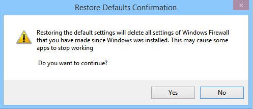 Restore Firewall-6