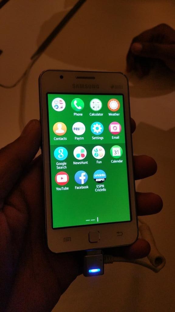 Samsungs Tizen based Z1 02 600
