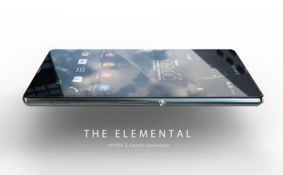Sony Xperia Z4 design revealed 600