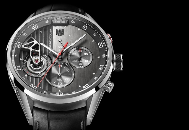 Tag Heuer smartwatch in ces 600
