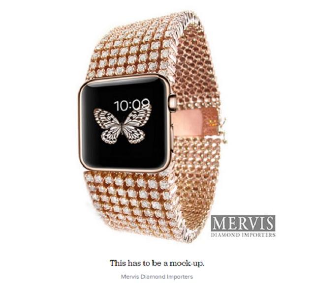 apple watch mervis diamond 600