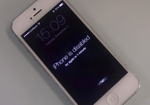 iphone lock 45 days 300