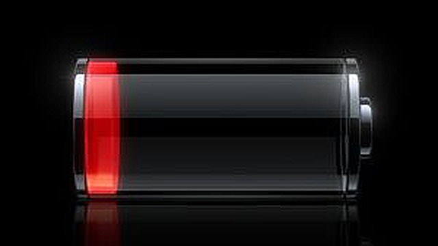 iphone-low batt
