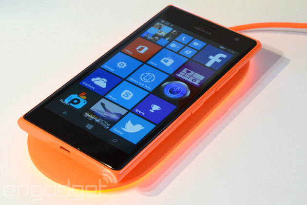 lumiacharger 600