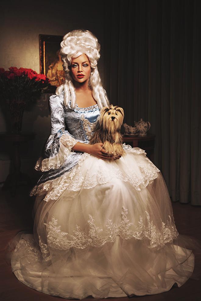 queen2bw