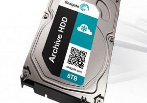Seagate ส่งฮาร์ดดิสที่ใช้เทคโนโลยี shingled magnetic recording ความจุขนาด 8 TB
