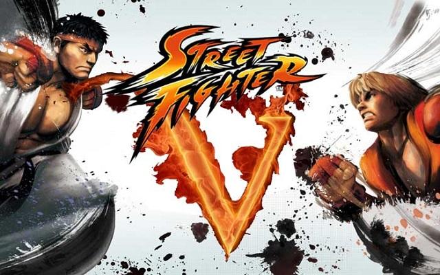 street fighter v 600