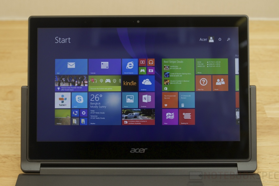 Acer Aspire R13 Review 013