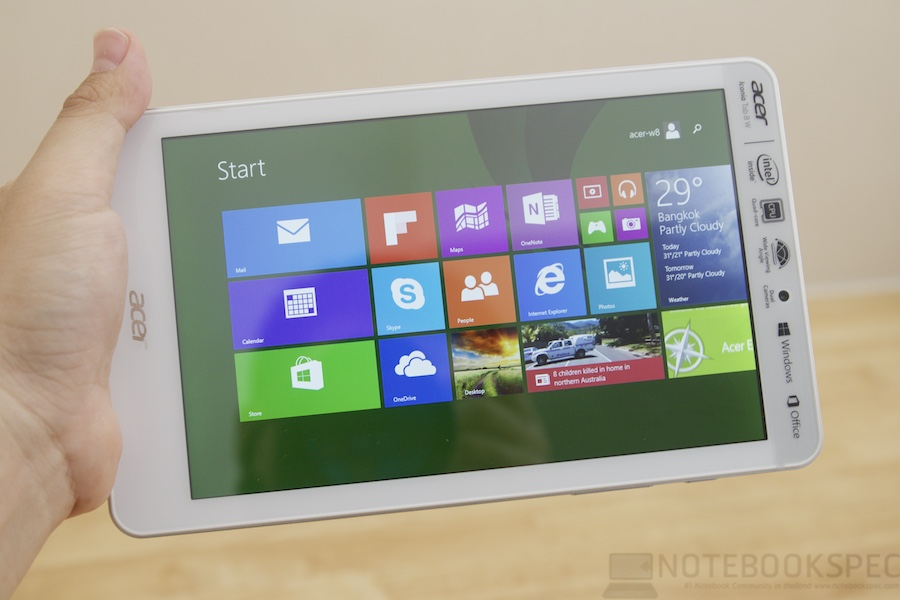 Acer ICONIA Tab 8 Review 020