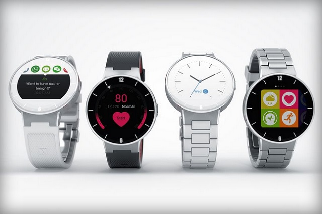 Alcatel cheap smartwatch 600