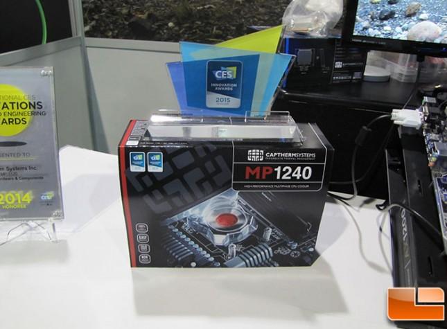 Captherm MP-1240-box